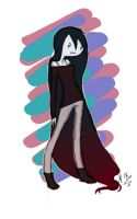 Marcy by PKSketch