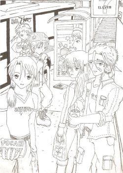 Casual Get-Together by hiroshimax