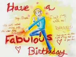 Fabulous Birthday by Magical-Awesome-Kid