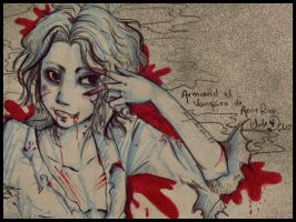 Armand el vampiro by My-Michelle