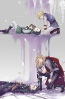 This is the end by Bloody-Pidan
