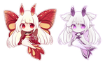 .:OPEN ADOPTS:. MeriNori Batch by ValyrianAdopts