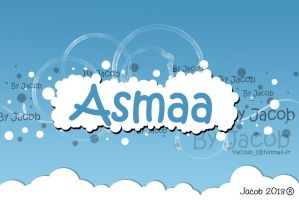 Asmaa by Jacobdz