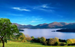 Loch Lomond by welshdragon