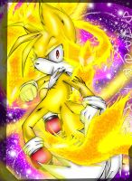 Space zone:: Super Tails by LilDude
