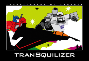 TRANSFORMERS G1 cover by piyo119