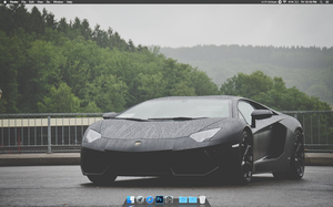 Yosemite Throwback to Mavericks Dark Mode by FluttershyHD
