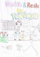 Nights and Reala in Pokemon by NIGHTSandTAILSFAN