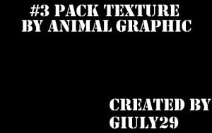 #3 PackTexture ByGiuly29 by Giuly29