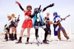 Vocaloid: World is Ours. by solatomato