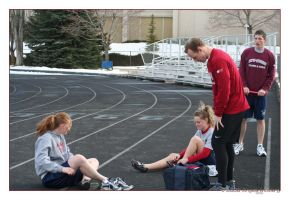 BYU-I Track Practice - 4 by Astraea-photography