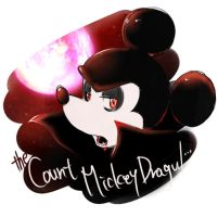 the Count Mickey Dragul by hentaib2319