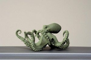 Octopus by SculptorScotty