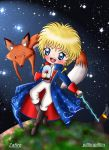 +The Little Prince and The Fox+ by Zafiro-Chan