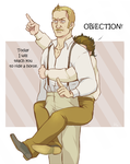 SH: OBJECTION! by RinGreen