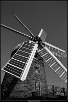 Heage Windmill by Megglles