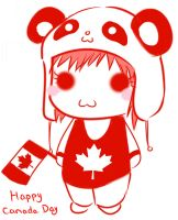 Happy Canada Day by Niji-Panda