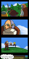 Megaman Legends Page 7 by dklproductions