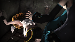 [MMD] Pain by caio4856