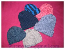 Toque Collection by WireMySoul