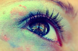 Just an Eye by ambie-bambi