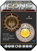 BSG Seal Icons 512 - OS X by BSG75