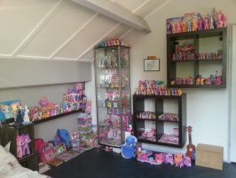 My little pony collection by balthazar147
