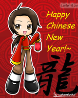 Happy Chinese New Year by WatermelonOwl
