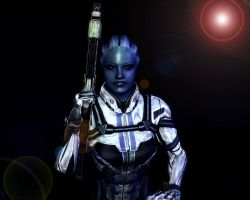 Aliance Liara by lsquall