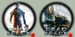 Dead Space 3 Icons by kodiak-caine