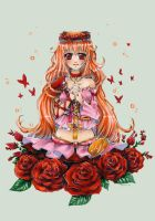 commission Aris by MIAOWx3
