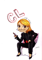 CL - The Baddest Female (color) by Mega-multi1