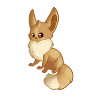 Eevee by TlKl