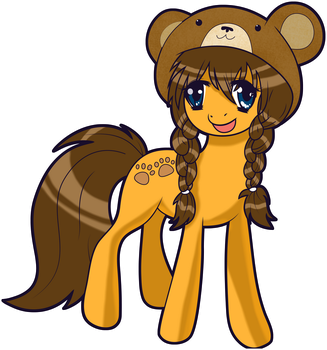 Commish: Honeypaw by Squeemishness