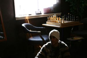 Chess Master by Wing0Eater