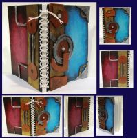 Sketchbook Craft by eldon14