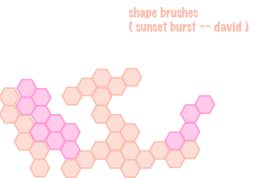 Shape Brushes by SunsetBurstBrushes