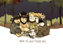 where the wild exos are by Snottle