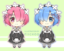 Re: Zero - Rem and Ram by piichoo