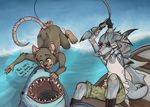 : COMM : Choose your bait wisely by Homohelvetti