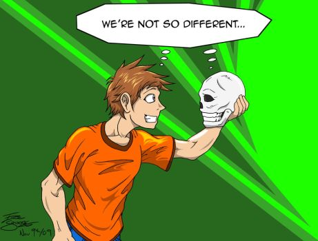 The Difference? by ACommonMisconception