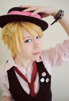 Uta no Prince-sama : Hey, you by berylrion