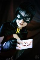 Robin-Yeah... But not quite... by DebStanford