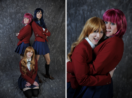 Toradora - Best Friends by Th4m