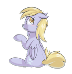 Derpy Hooves by CassetteSet