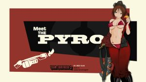 Meet the Pyro... by redslug