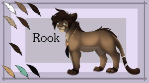 Rook Ref by WingsandFeathers