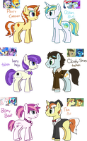 [CLOSED] - Shipping Ponies Batch 3 by Featheries