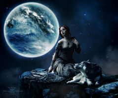 Blue moon by robhas1left