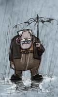 Busted Brolly by MrTomLong
